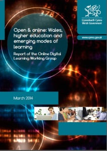 Report of the online digital learning group