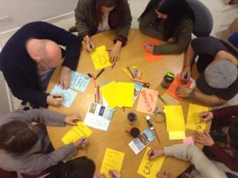 Group brainstorm