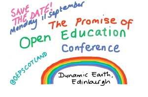 Save the date: 11th September OEPS final event at Dynamic Earth